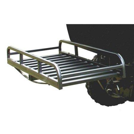 Great Day, Inc. HNR1000ATV/UTV Hitch-N-Ride - with Z Bar - 7 in. rise - Hitch Receiver Cargo Carrier - 2 in. -