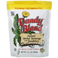 Dandy Blend Caffeine Free Instant Herbal Beverage With Dandelion, 14.1 Oz