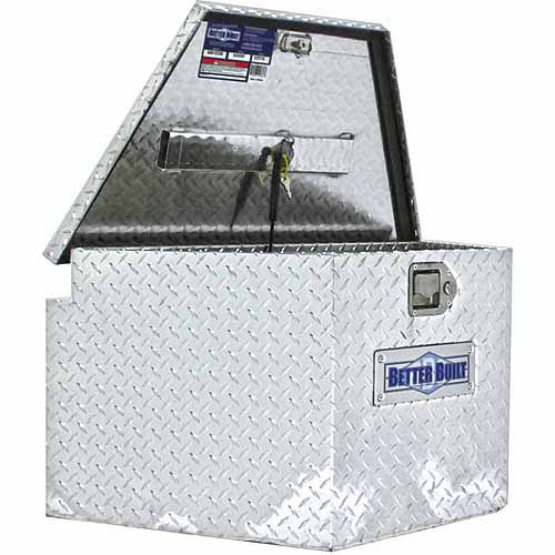 "Better Built Trailer Tongue Tool Box, Short, 34""L x 19""W x 18""H"