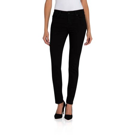 Women's Super Soft Mid Rise Skinny Jean (Best Super Skinny Jeans For Guys)