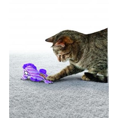 - KONG The Blend of Textures Cute Cat Toys