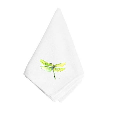 - Carolines Treasures 8864NAP Green Dragonfly Napkin