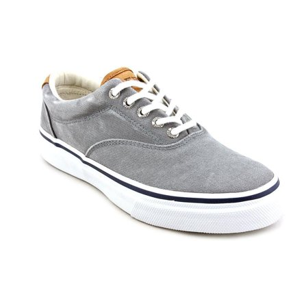 f27495c20dde sperry top sider men s  striper cvo salt-washed twill  canvas casual shoes