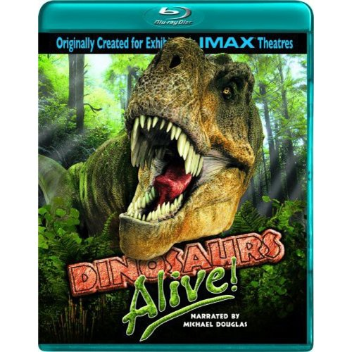 IMAX: Dinosaurs Alive! (Blu-ray) (Widescreen)