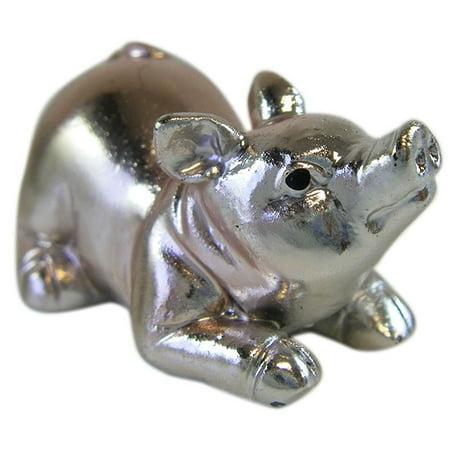 Zoo Pig - Ganz Decorative Pig Figurine  Tiny Ganz Zoo Animal Figurine