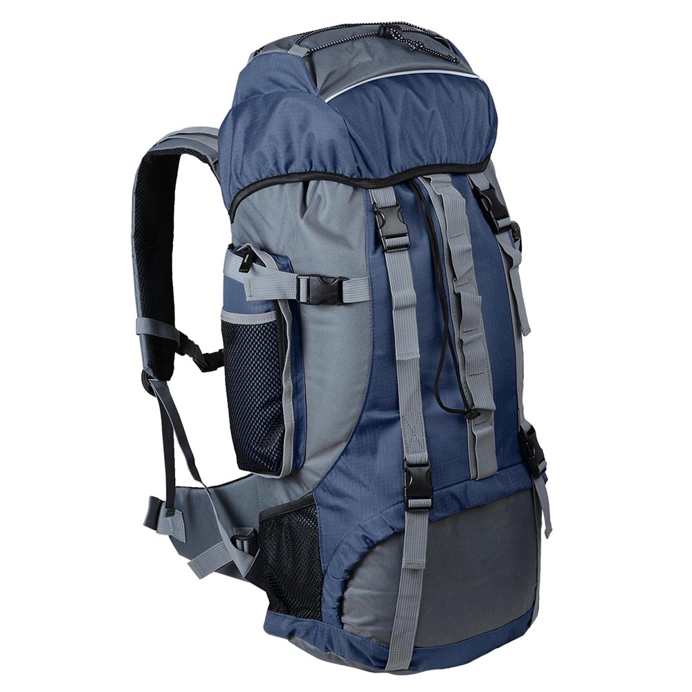 AW Outdoor 70L Sports Hiking Camping Backpack Travel Mountaineering Shoulder Bag Rucksack Large by AW