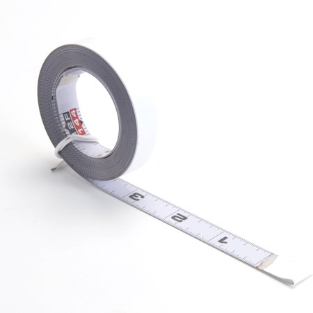 Kreg KMS7724 12 Self-Adhesive Measuring Tape (Left-Right Reading)