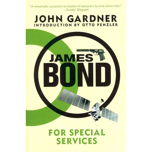James Bond: For Special Services