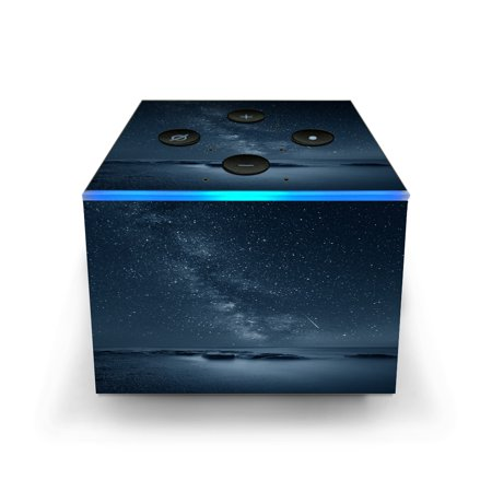 Skins Decals for Amazon Fire TV CUBE + REMOTE / Reflecting Infinity northern - Amazon Infinity Mist