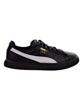 Product Image Puma Clyde Core L Foil Little Kid s Shoes Puma Black Puma  White 364662-02 76c7667af