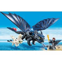 052724363c6 Product Image PLAYMOBIL How to Train Your Dragon III Hiccup and Toothless  with Baby Dragon