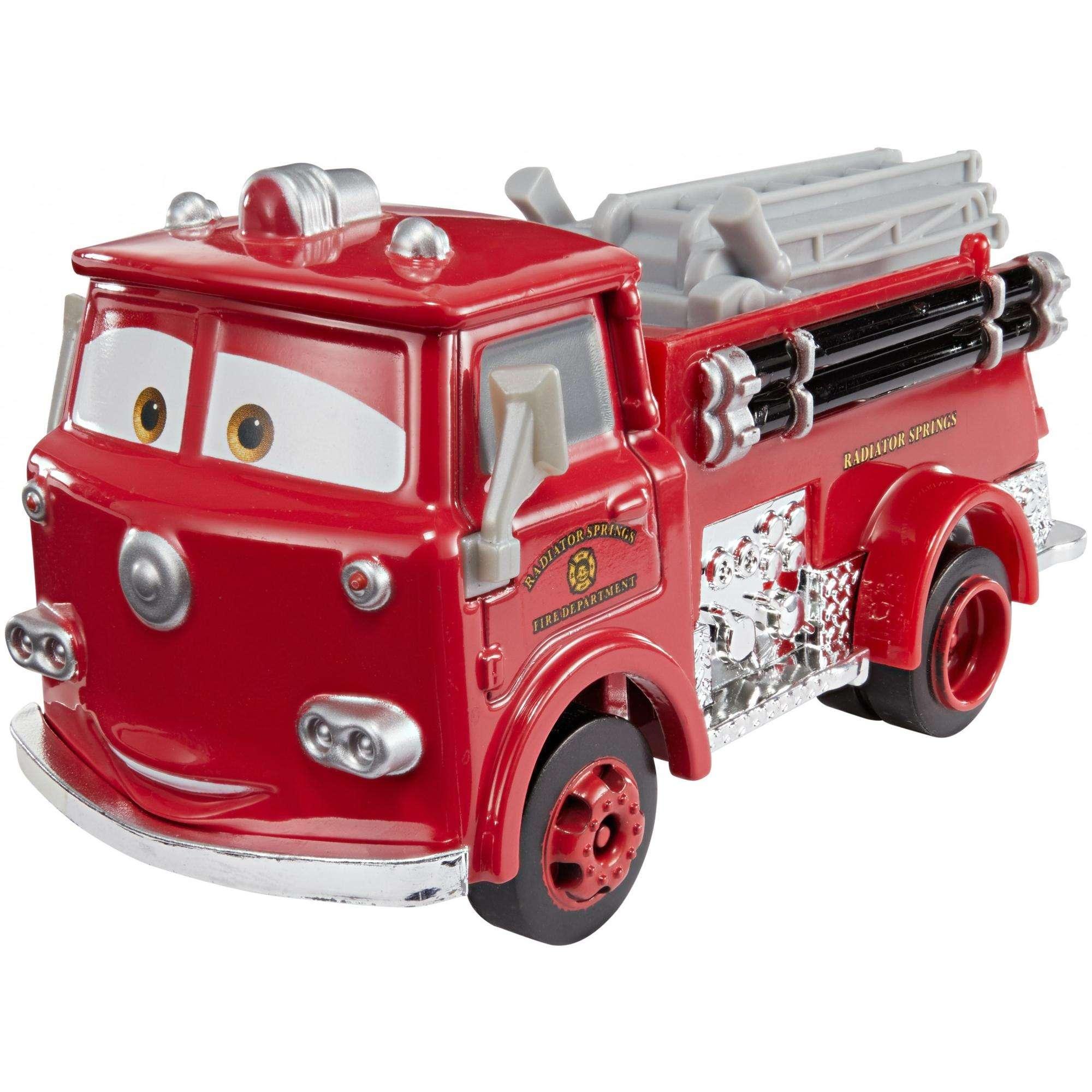 disneypixar cars 3 deluxe red 155 scale vehicle