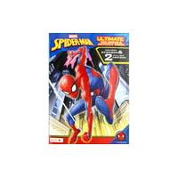 Bendon Ultimate Coloring & Activity Bk Spider-Man