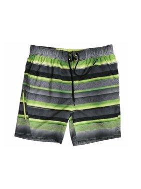 795a200842 Product Image ZeroXposur Men's Size X-Large Guard 4-Way Stretch Board Swim  Shorts, Green