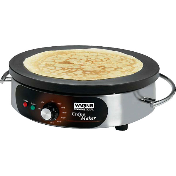Waring Electric Commercial Crepe Maker