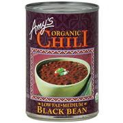 Amy's Kitchen Organic Black Bean Chili, 14.7 oz (Pack of 12)