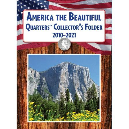 America the Beautiful Quarters Collector (Board