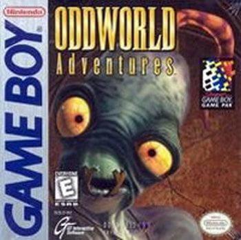 Image of Oddworld Adventure GB