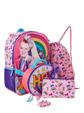 JoJo Siwa Hey JoJo 5 Piece Backpack Set