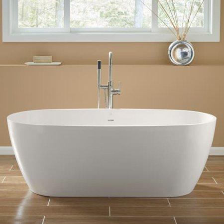 pendleton standing tub com brushed filler off with faucet lights mirabelle pendelton handshower nickel free