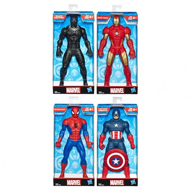 "MARVEL AVENGERS 9.5/"" ACTION FIGURES HASBRO TOY"