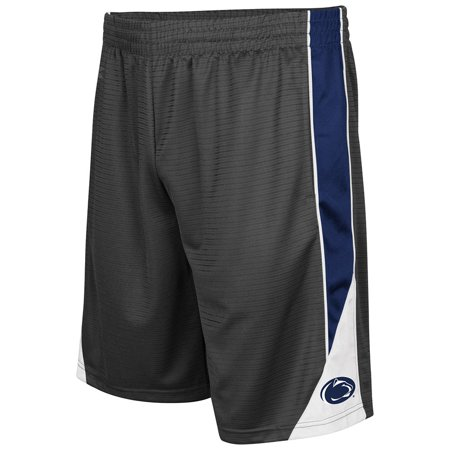 Penn State Nittany Lions Colosseum Turnover Shorts - Charcoal