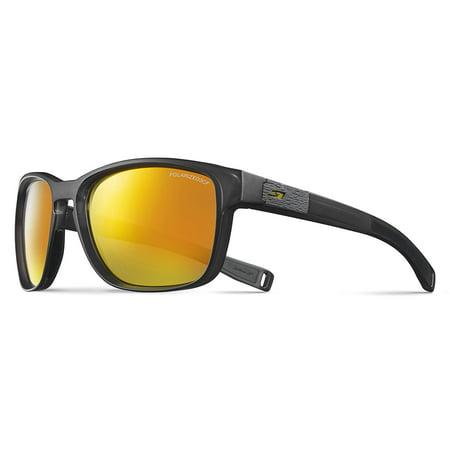 Julbo Paddle Performance Polarized 3Cf Translucent Black/Black Sunglasses (Julbo Sunglasses Polarized)
