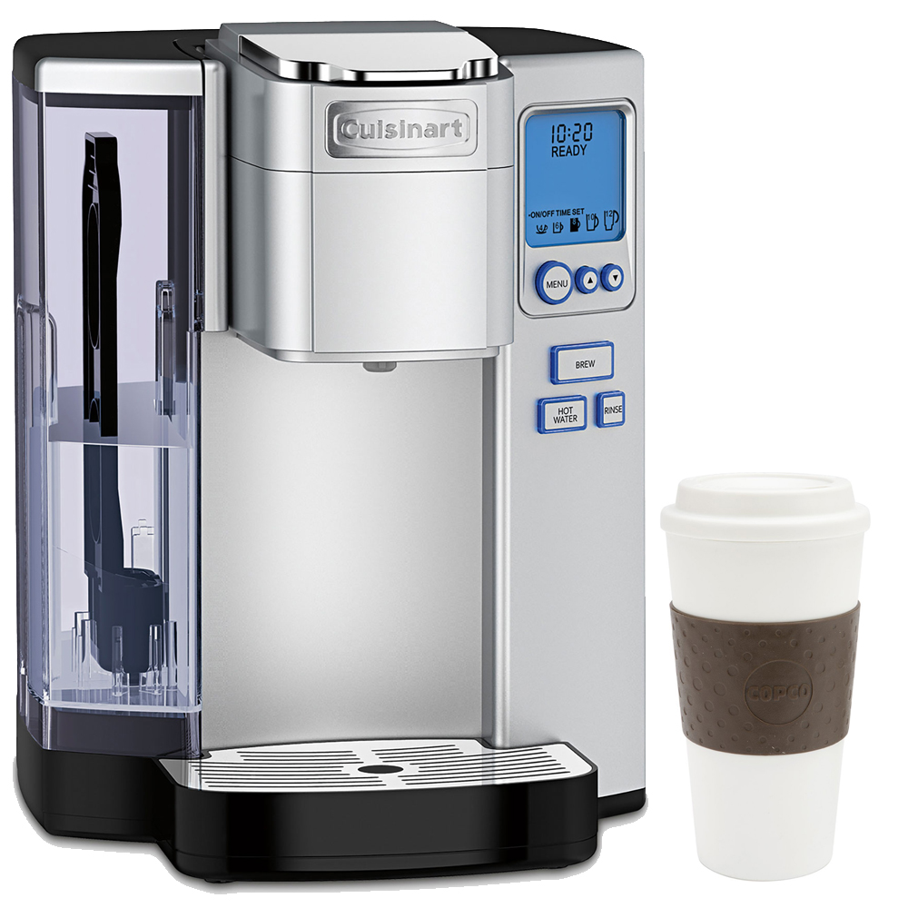Cuisinart SS-10 Premium Single Serve Coffeemaker  w/ Copc...