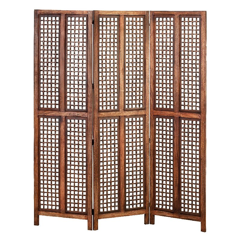 Aspire Home Accents Wood Room Divider