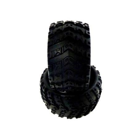 Tires For Monster Truck 2P ()