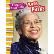 Amazing Americans: Rosa Parks - eBook