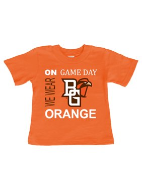 Bowling Green State Falcons On Game Day Baby/Toddler T-Shirt