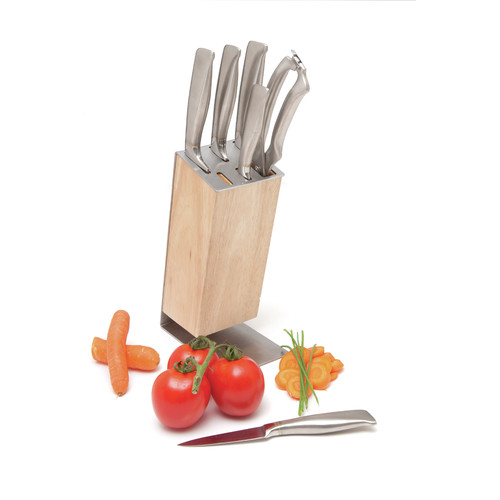 7pc Knife Block Nuance by BergHOFF