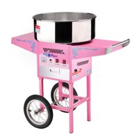 Commercial Cotton Candy Machine Floss Maker With Cart by Great Northern Popcorn
