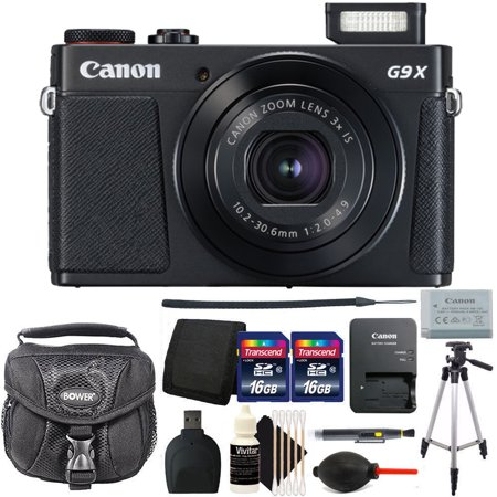 Canon PowerShot G9 X Mark II 20 1 MP WifI / NFC Enabled Digital