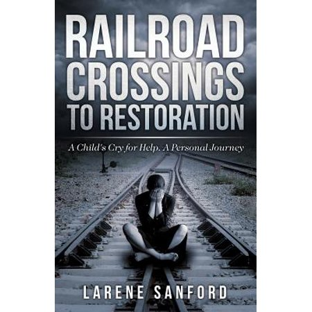 Railroad Crossing to Restoration : A Child's Cry for Help - Railroad Crossing Costume