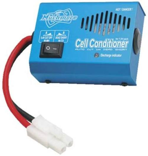 MRCCB Cell Conditioner Blue 7.2V Multi-Colored
