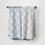 Better Homes & Gardens Thick and Plush Diamond Drop Towel Collection