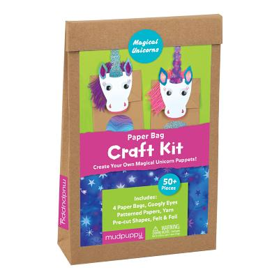 Unicorns Paper Bag Craft Kit