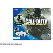 Sony PlayStation 4 Slim 500GB Call of Duty Infinite Warfare Bundle, White, 3001519