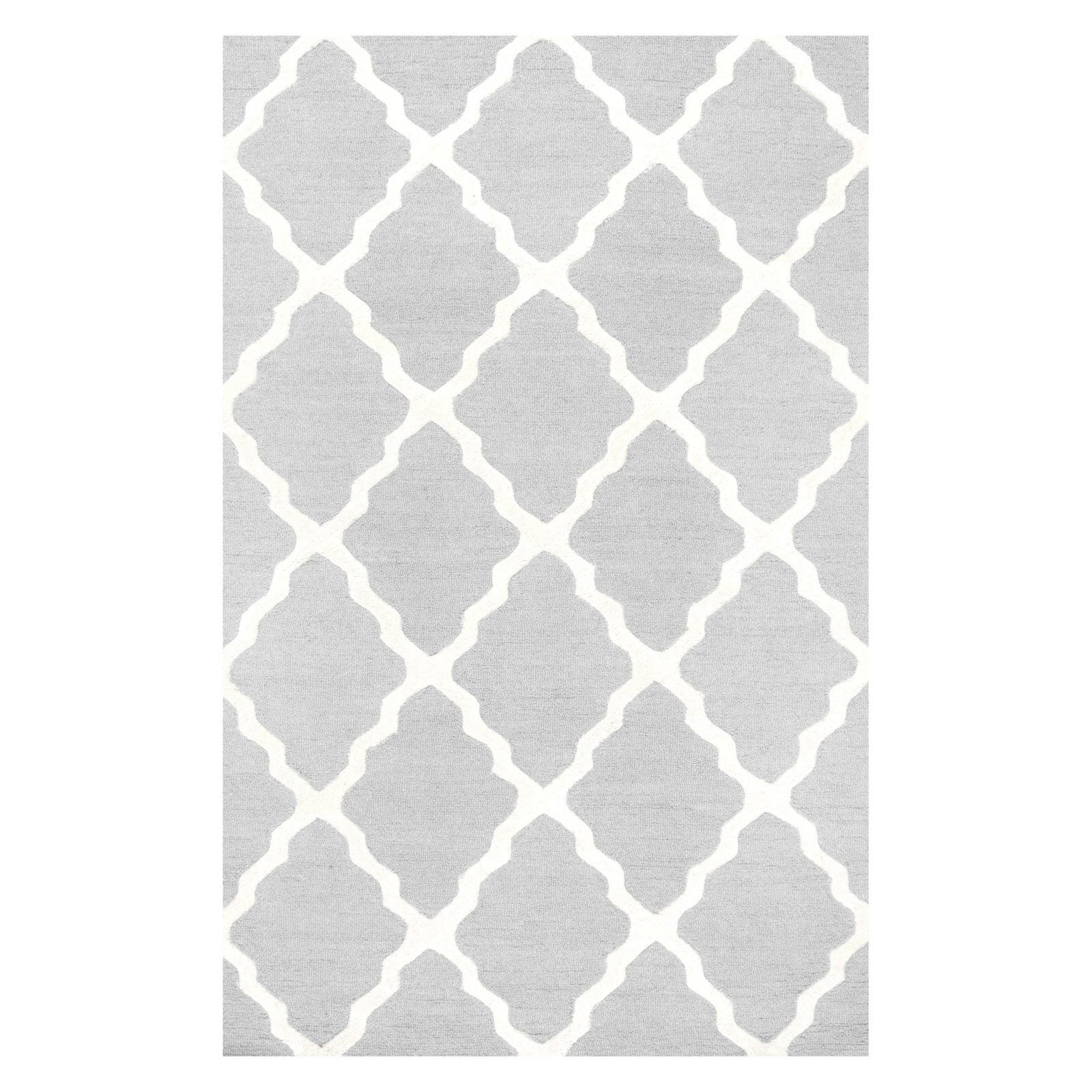 nuLOOM Hand-Hooked Marrakech Trellis Area Rug or Runner