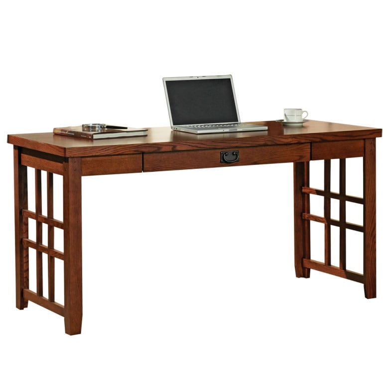 Martin Furniture Mission Park Laptop / Writing Desk