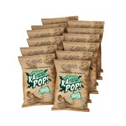 Ka-Pop! Popped Chips, Olive Oil & Sea Salt (1oz, Pack of 12) - Allergen Friendly, Ancient Grains, Gluten-Free, Paleo, Non-GMO, Vegan, Healthy, Whole Grain Snacks, As Seen on Shark Tank
