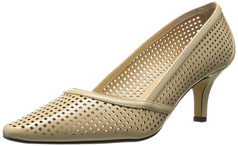Bella Vita Willa II WW Pointed Toe Synthetic Heels by Bella Vita