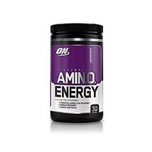 Energy & Endurance: Optimum Nutrition Amino Energy