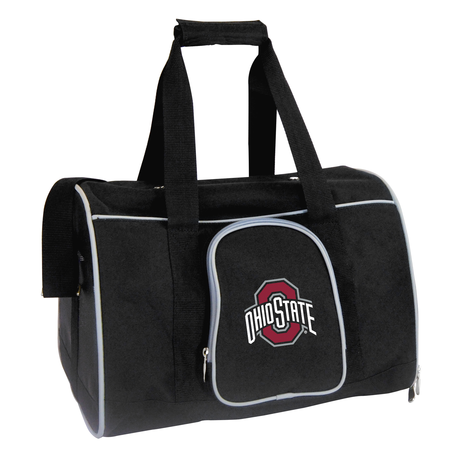 NCAA Ohio State University Buckeyes 16 in. Premium Pet Carrier