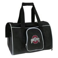 NCAA Ohio State University Buckeyes 16 in. Premium Pet Carrier