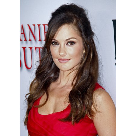 Minka Kelly At Arrivals For Lee Daniels The Butler Premiere Regal Cinemas La Live Stadium 14 Los Angeles Ca August 12 2013 Photo By Elizabeth GoodenoughEverett Collection Photo (Daniels Autographed Photo)