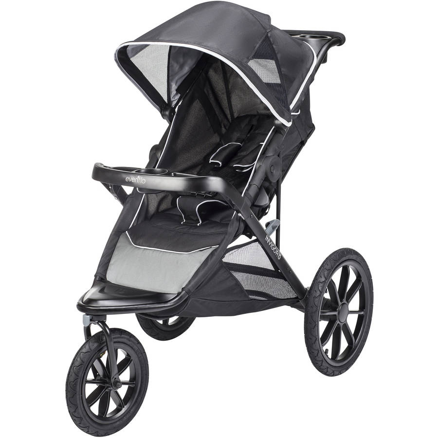Evenflo Platinum INVIGOR8 Jogging Stroller