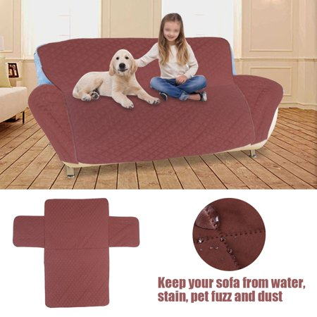 Enjoyable Yosoo 1 2 3 Seat Waterproof Quilted Sofa Cover Slipcover Pet Dog Couch Chair Furniture Protector Sofa Cover Couch Cover Walmart Canada Ncnpc Chair Design For Home Ncnpcorg